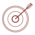Fortified Marketing targer market analysis icon