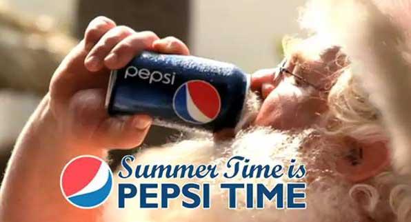 ad wars Pepsi ad